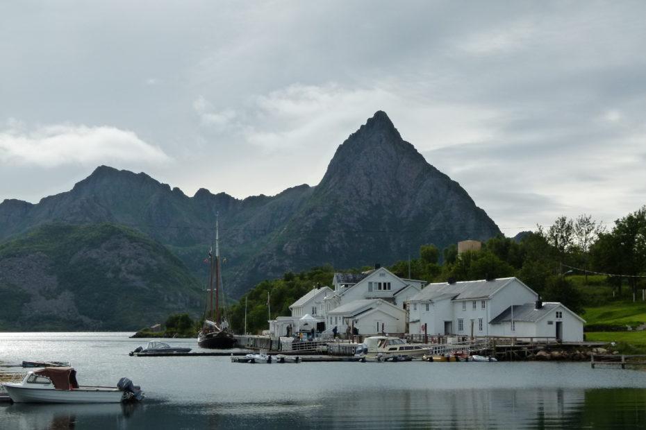 zeilen in Noorwegen